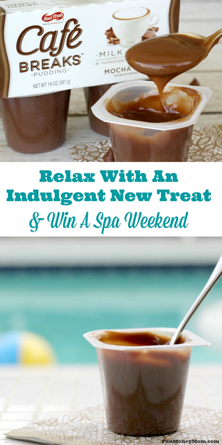 Every busy mom deserves a break now and then. When you need a break from your hectic day, relax with a delicious, indulgent treat from Cafe Breaks, then enter to win the ultimate spa weekend! @CafeBreaks @Walmart #LoveCafeBreaks #CafeBreaksMom #ad