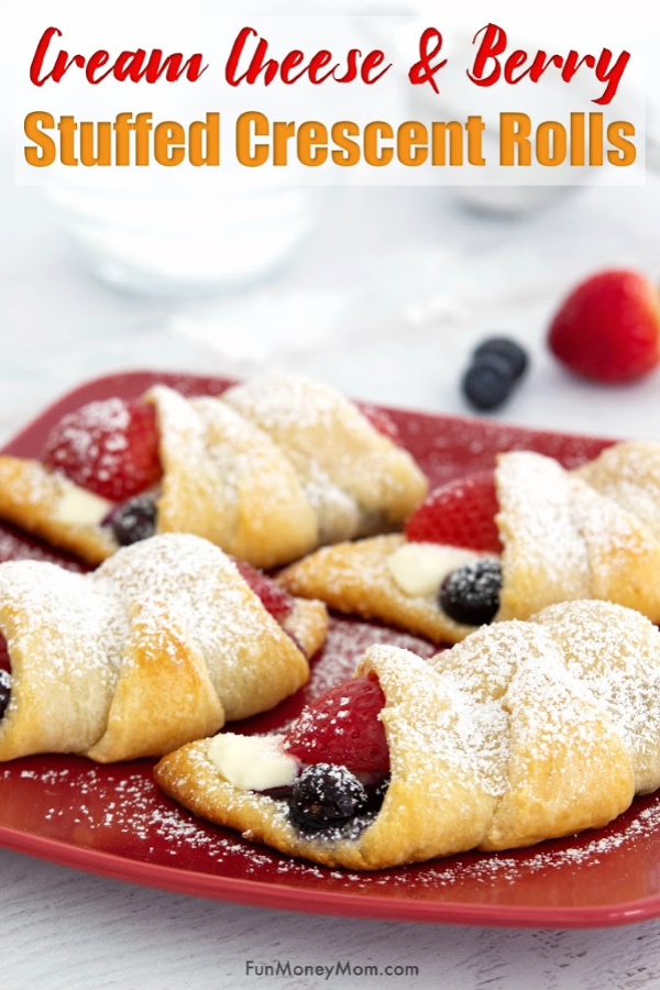 Cream Cheese Crescent Rolls Pin 1