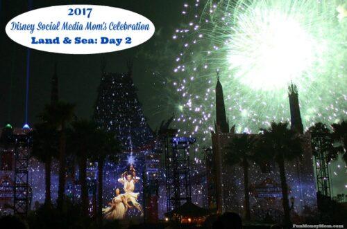 Disney Social Media Moms Celebration Day 2 Feature