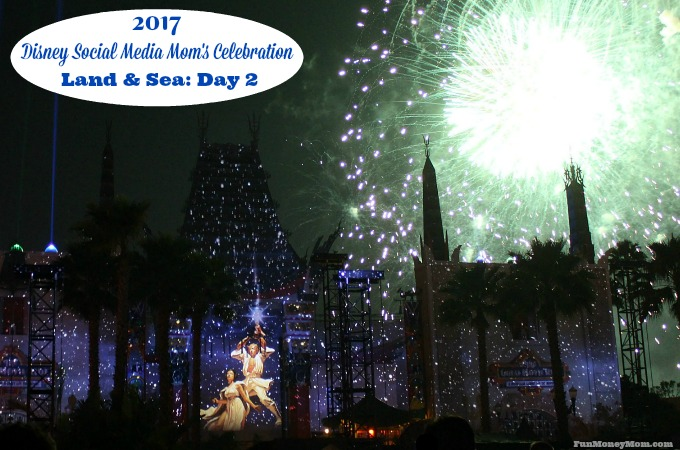 Disney Social Media Mom's Celebration Day 2 Feature