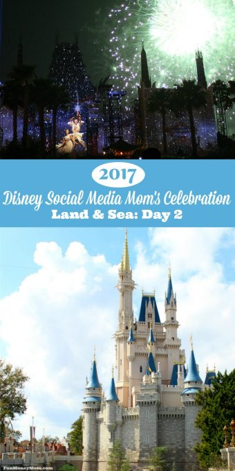 Find out what Disney had in store for us on Day 2 of the 2017 Disney Social Media Mom's Celebration
