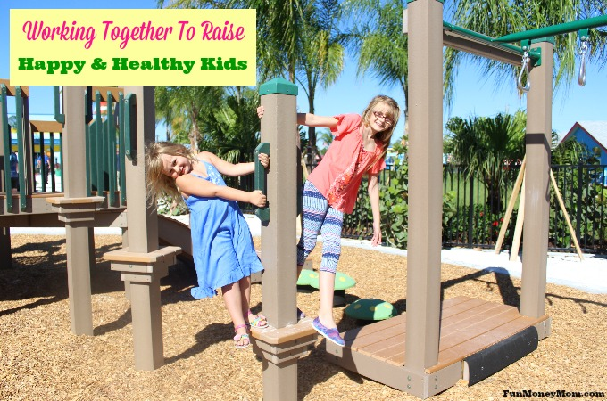 Working Together To Raise Happy And Healthy Kids