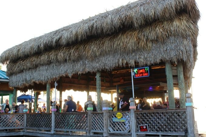 Sam's Beach Bar is the place to be in Pasco County