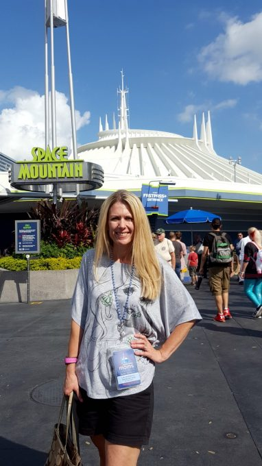Ready to conquer Space Mountain at the Magic Kingdom