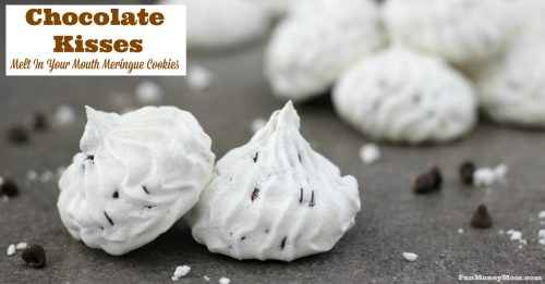 Meringue cookies facebook
