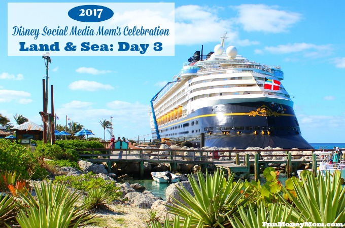 Disney Social Media Moms Celebration Land & Sea: Day 3