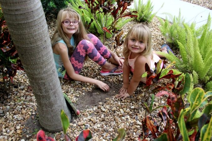 Get the whole family to join in making a gnome garden