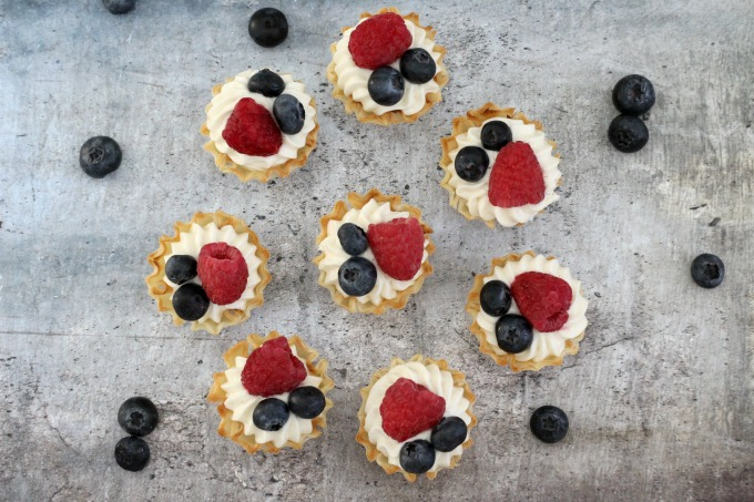 I Loved The Red White And Blue For Memorial Day But These Are Quick Easy Desserts To Make Any Time Of Year