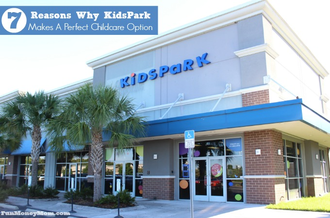 7 Reasons Why KidsPark Makes A Perfect Childcare Option