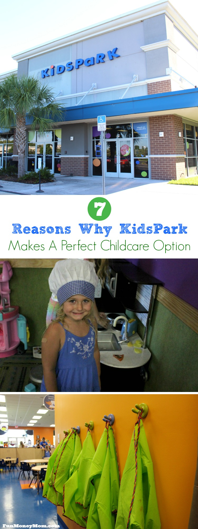 Need a night out but don't have anyone to take care of the kids? Our kids recently had a blast at KidsPark! Find out what makes it such a great childcare option.