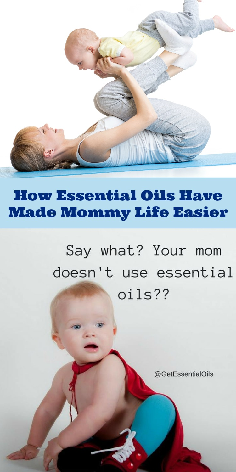 Want to learn more about essential oils? Find out how they've made this mom's life a lot easier!