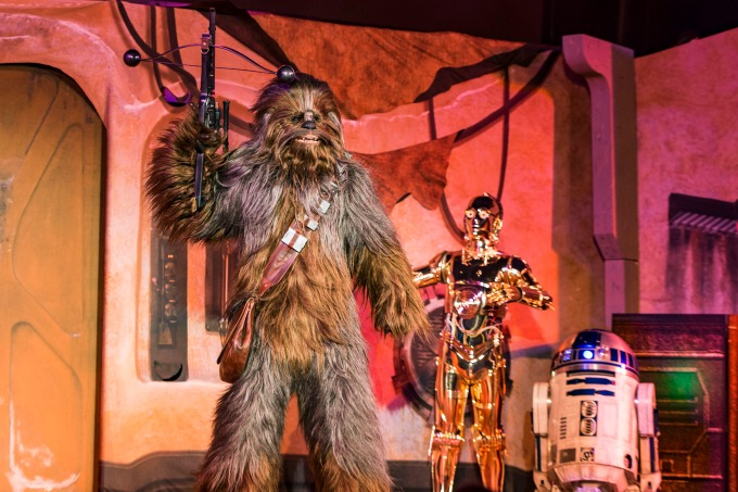 My kids would love the Star Wars Disney cruise