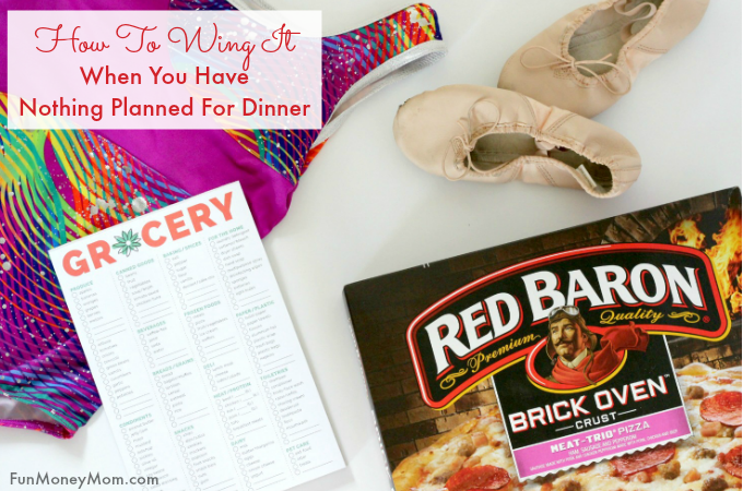 How To Wing It When You Have Nothing Planned For Dinner