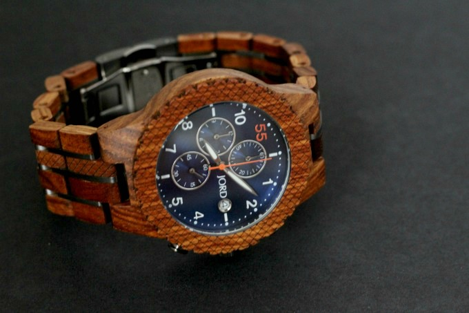 You may want to check out this watch when your trying to narrow down your Father's Day gifts.