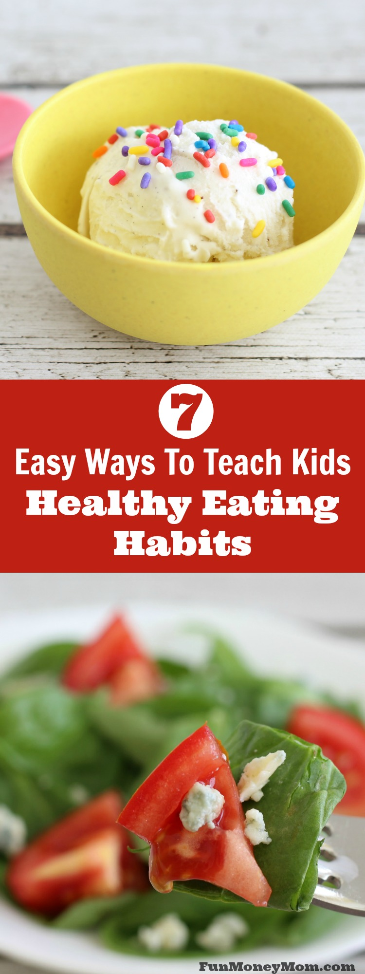 Having trouble getting the kids to eat their veggies? These easy tips will have them wanting to show off their healthy eating habits!