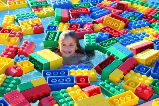 Is there any kid that doesn't love Legos?