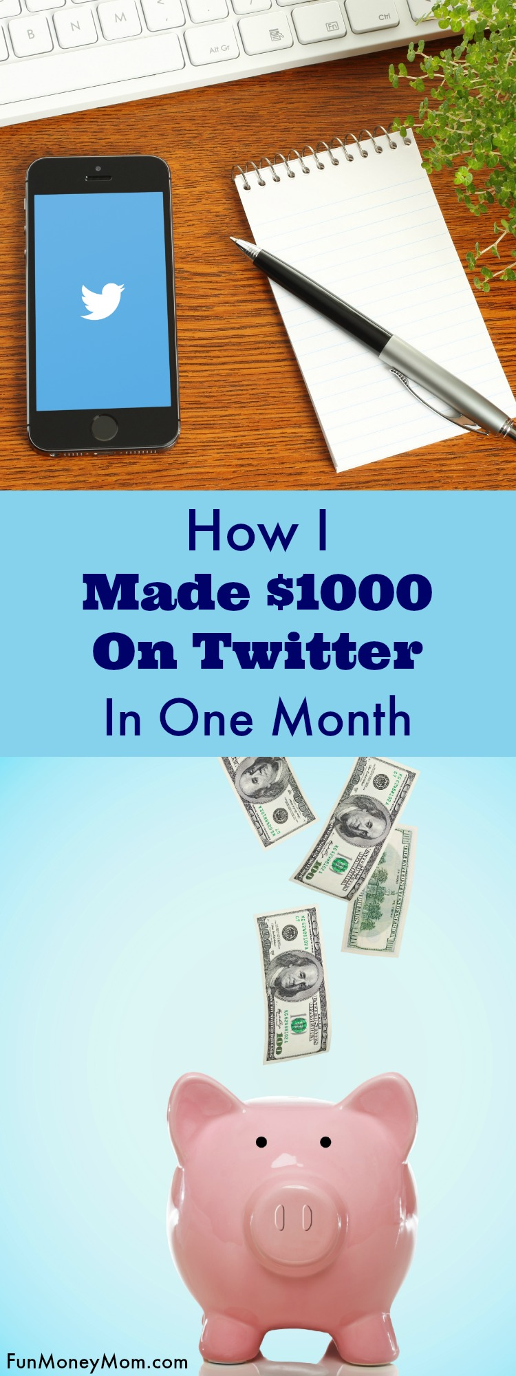 Do you want to be a social media influencer? Find out how I learned everything I needed to know about making money on Twitter