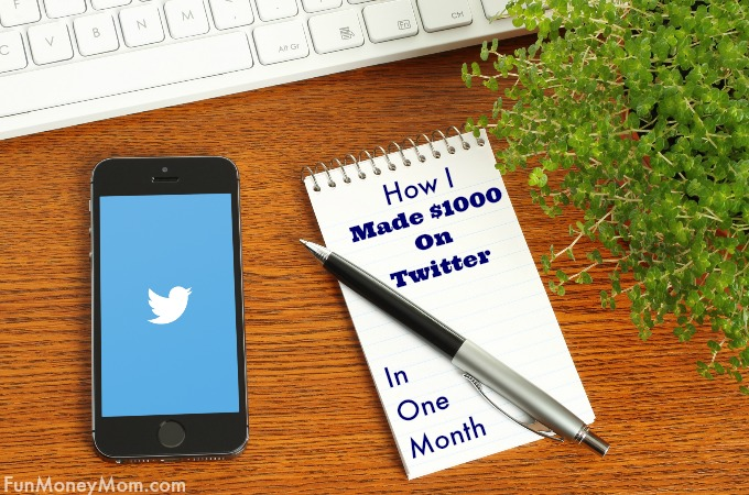 Making Money On Twitter: How I Made $1000 On Twitter In One Month
