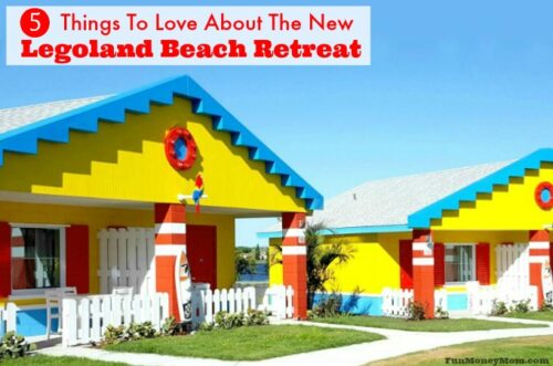 Legoland Beach Retreat feature