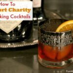 How To Support Charity By Drinking Cocktails