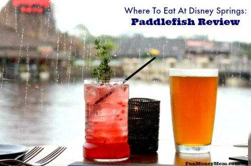 Where to eat at Disney Springs