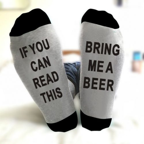 If your man likes beer, add these socks to your list of Father's Day gifts.
