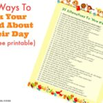 35 Ways To Ask Your Child About Their Day
