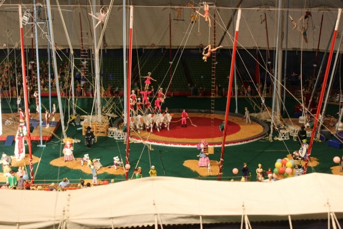 The circus museum should definitely be on your list of things to do in Sarasota