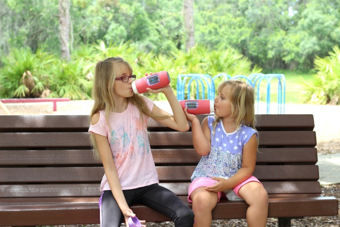 It's easy to keep your kids hydrated when you make it fun.