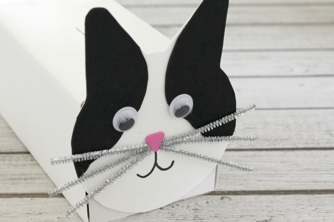 Don't forget to add the whiskers