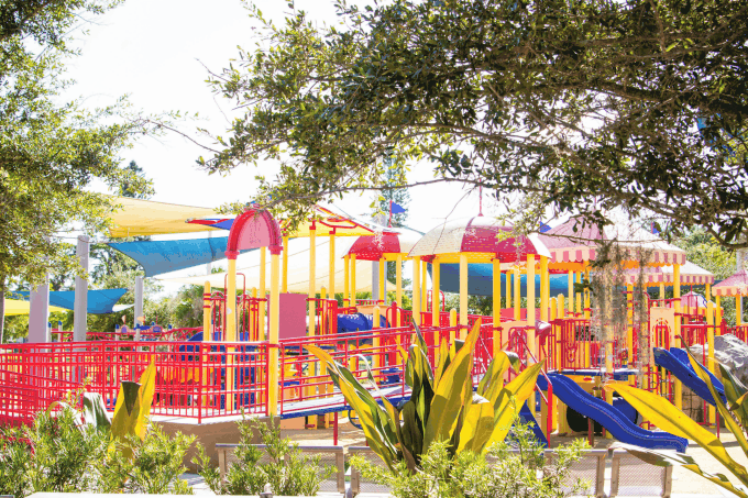 Playground in Sarasota