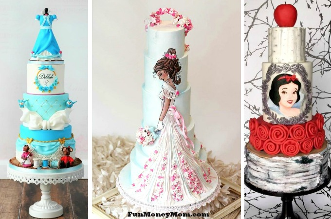 Disney Princess Cakes Feature