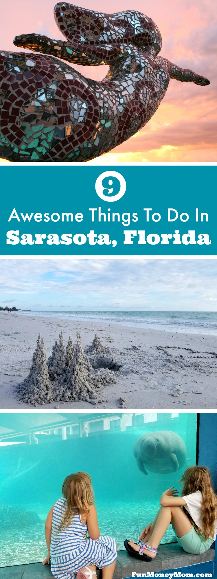 When you live in Sarasota, Florida, you get a little spoiled. Between the award winning beaches and all the great attractions, we never run out of fun things to do! Find out why #YouOtaVisit for your next family vacation!