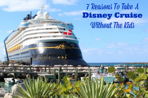 Disney cruise without kids