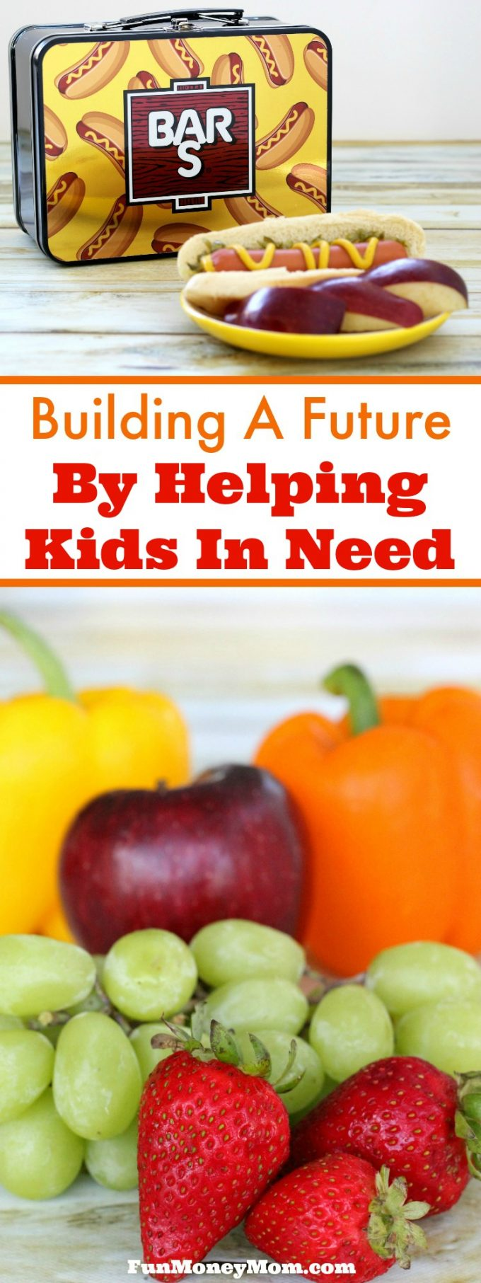 One in six kids in our country don't get enough to eat on a daily basis. Find out how Bar S and No Kid Hungry have teamed up to change all that and build our future by helping kids in need. #ad @Bar-SFoods #BarSserves