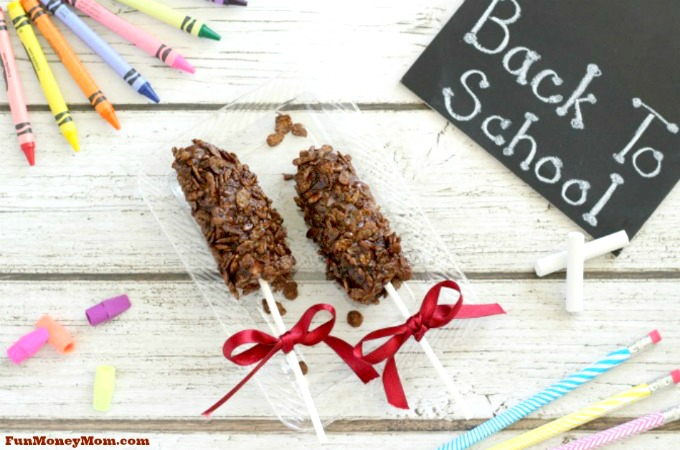 Frozen Banana Pops: The Perfect After School Snack