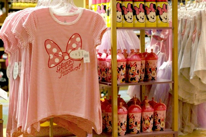 World of Disney has plenty to choose from for your back to school shopping trip