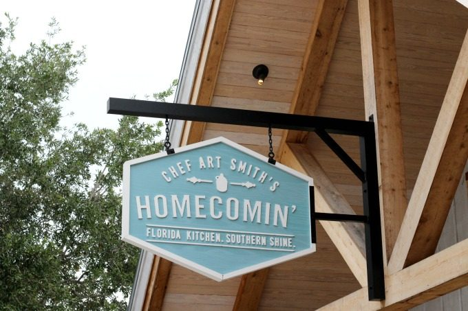 Take a break from back to school shopping at Homecomin'
