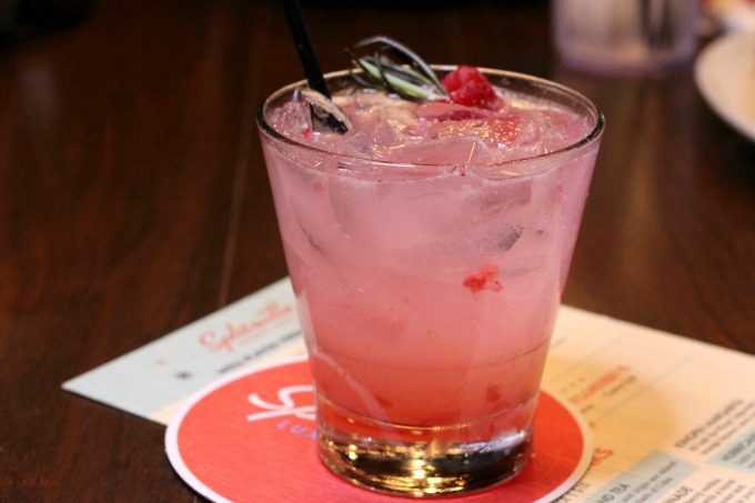 When the back to school shopping is done, reward yourself with a cocktail.