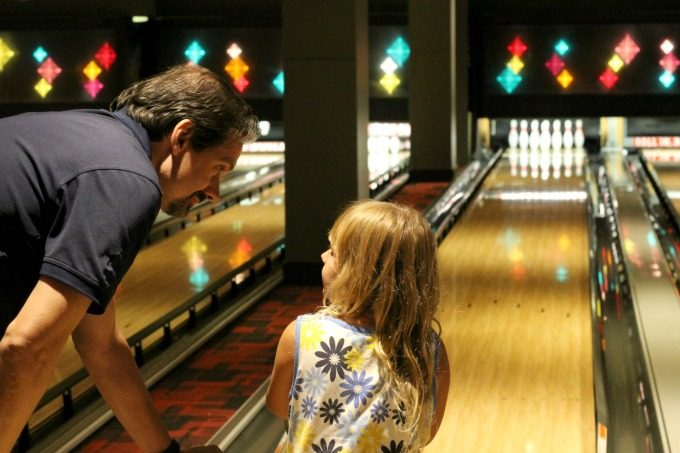 Daddy and Keira consult over her next move