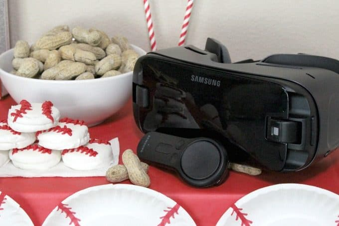 Have a baseball night while you check out the newest experiences in virtual reality