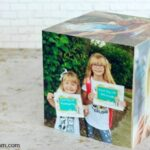 How To Make A DIY Photo Cube