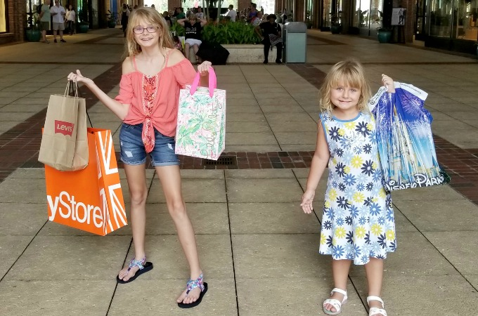 Back To School Shopping Fun At Disney Springs