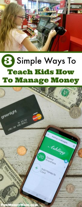 Find out how I'm teaching my girls good money management skills with Greenlight, the smart debit card for kids. It's great for helping kids learn healthy spending habits as well as how to manage money wisely. #GreenPMG #mygreenlight #Pmedia #ad
