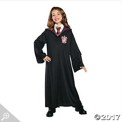 Oriental Trading is the place to go for easy Halloween costumes.