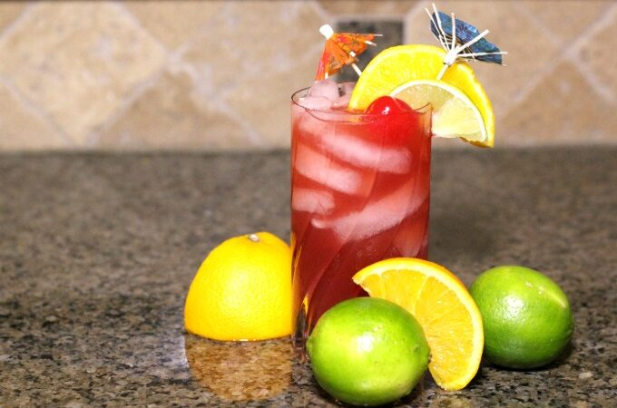 Scary Storms And Hurricane Cocktails With A Twist