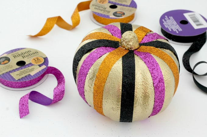 Add several different colors to make fun Halloween decor.