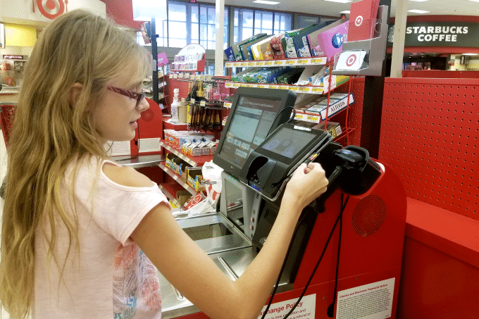 A debit card can teach kids how to manage money