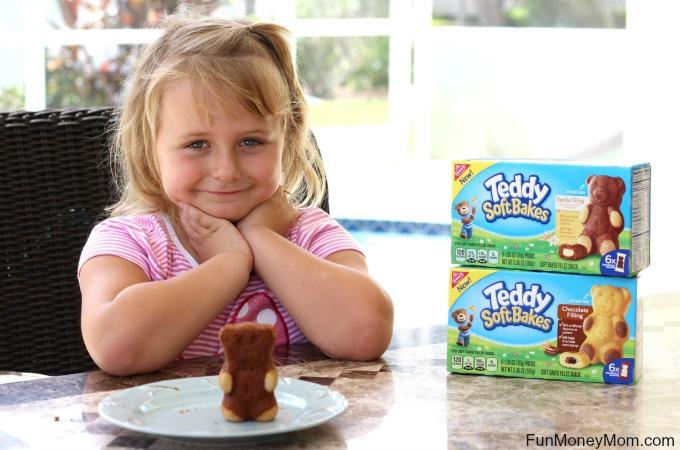 Teddy Soft Bakes feature