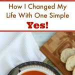 Have you ever said yes to something that completely changed your life? I changed my life with one simple yes and it was the best decision I've ever made!
